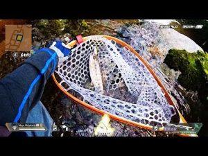 【川釣り】同行者: ロック 青森 渓流 O川水系 Japan River Fishing LIVE: ルアー ヤマメ イワナ