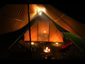 わかあゆの里で久しぶりの夫婦キャンプ Camp with wife